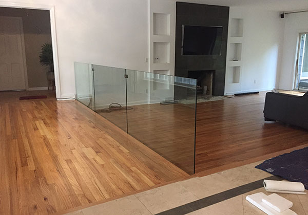 GLASS WALL & RAILING
